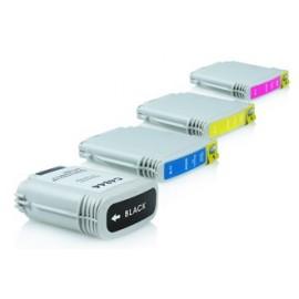 HP 10 kartuša 4 x | HP C4844AE komplet kartuš za HP DesignJet 110
