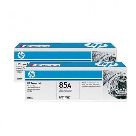 [ HP CE285AD ] toner | HP 85A črn (2 v paketu)