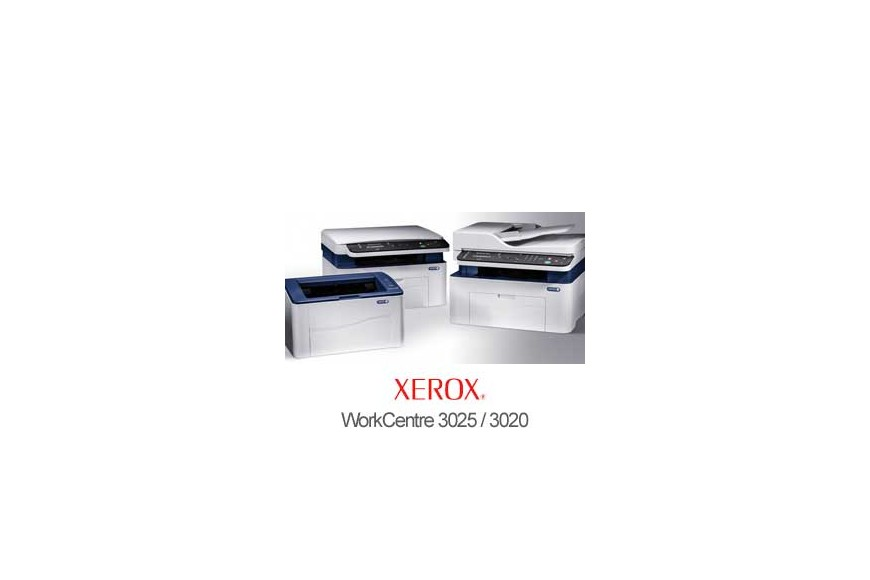Xerox Phaser 3020 | WorkCentre 3025
